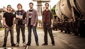 mynded - thrash metal band